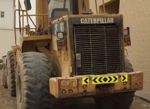 شيول كاتربلر966F موديل 1991 للبيع