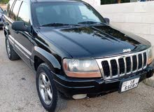 Used condition Jeep Grand Cherokee 2000 with 140,000 - 149,999 km mileage