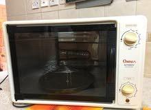 فرن على الكهرباء 220 v لشوي الدجاج واللحمة وطبخ جميع الطبخ