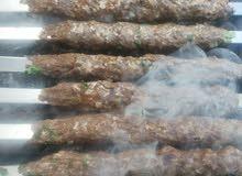شيف مشويات و وجبات سريعة  مغربي
