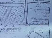 ارض سكني تجاري بعبري لاستثمار او للاجار