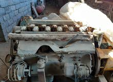 محرك ديوس مرسيدس 6بسطوني