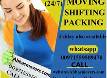 MOVERS AND PACKERS HOUSE SHIFTING