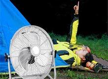 مروحة تعمل بالطاقة الشمسية solar fan