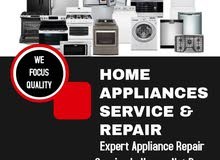 ART WORKS LLC. We Repair Appliances Like Washing Machine, Fridge, Cooker, Dishwasher and others.