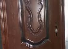 أبواب فولاثيه جديده بكيس للحمامات وغرف وواجه