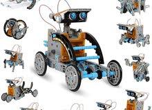 stem 12 in 1 science solar robot سولار روبوت الطاقة الشمسية تعليمي
