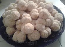 حلويات مغربية وعراقية