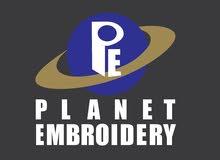 خدمات تطريز Embroidery Services