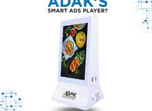 Smart Advertising Table player