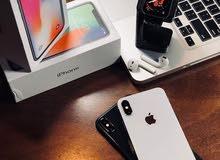 iphone X . 64 giga. جديد متبرشم نواكتف