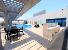 للايجار شقة مفروشة بالكامل نظام فندقي في منطقة الحد