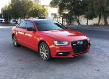 Audi A4 1.8L 2014