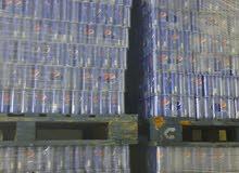 مؤسسة مشروبات غازيه و عصاير  للبيع