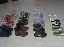 12 حذاء بناتي اروبي . 24-25-26