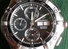 ساعة aquaracer 300m automatic