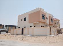 2 twins super deluxe villa for sale in ajman Yasmeen area
