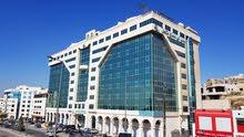 مكتب مفروش للإيجار / إصدار رخصة مهن / شارع الجامعة الاردنية