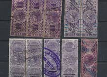 طوابع فكتوريا استعمار الهند