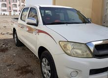 Toyota Hilux car for sale 2009 in Muscat city