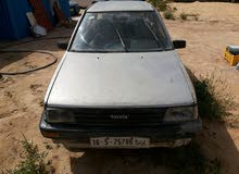 Available for sale! +200,000 km mileage Toyota Starlet 1988