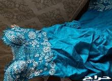 فستان شبكه مع الجيبونا فخم جدا مستعجل البيع