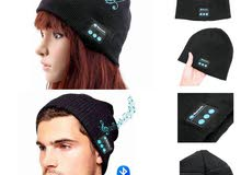 Wireless bluetooth hat Smart Cap Headset Headphone Speaker Mic
