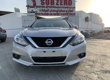 Automatic Nissan 2017 for sale - Used - Al Batinah city