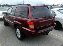 2004 Used Grand Cherokee with Automatic transmission is available for sale