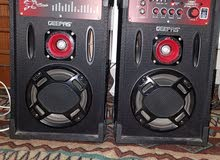 geepas with mp3 professional speaker