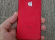 ايفون 7 احمر 128 جي بي