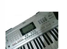 بيانو اورج مستعمل شهر.. بالكرتونه 61 مفتاح شرقي غربي