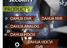 DAHUA CCTV Security in Sharjah, Dubai