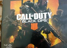 شريط call of duty black ops 4 مستعمل ونظيف وشغال