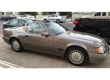 Mercedes Benz SL 500 1992 - Used