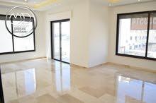 شقة جديدة فارغة للايجار ضاحية النخيل 220م 4 نوم ديكورات سوبر ديلوكس اطلالة رائعة