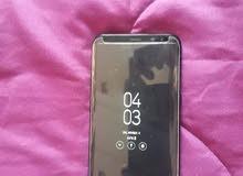 جهاز سامسونج جالاكسي +S8 مستعمل بحالة الوكالة