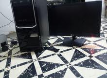 للبيع كمبيوتر مكتبي اي 3
