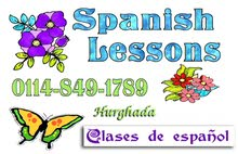 Spanish Lessons in Hurghada