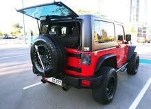 Under Warranty Jeep Wrangler Sport 2016 - بداعي السفر - شامل الضمان واوراق سجل الخدمه