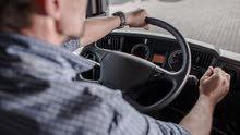 مطلوب سائق للعمل لدى شركة من سكان منطقة البيادر متفرغ لديه رخصة عمومي و ما فوق