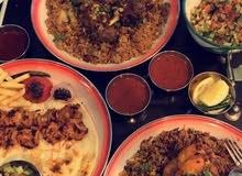 للبيع مطعم مأكولات كويتية