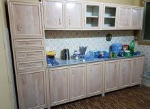 مطبخ ألومنيوم للبيع