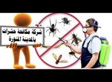 ابادة حشرات/لوفتهانزا الالمانية