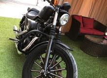 هارلي دفتسون سبوستر 883 Harley Davidson sposter
