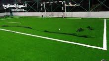 لأول مرة في سلطنة عمان هذه النوعية من العشب الصناعي