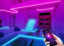 إضاءات ليد / led lights
