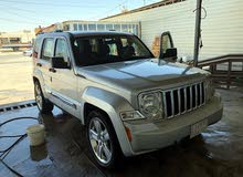 Jeep Liberty Used in Baghdad