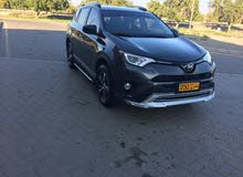 Used condition Toyota RAV 4 2017 with 1 - 9,999 km mileage