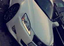 For sale 2008 White IS